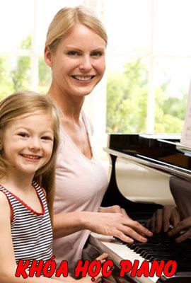 Lớp học đàn piano