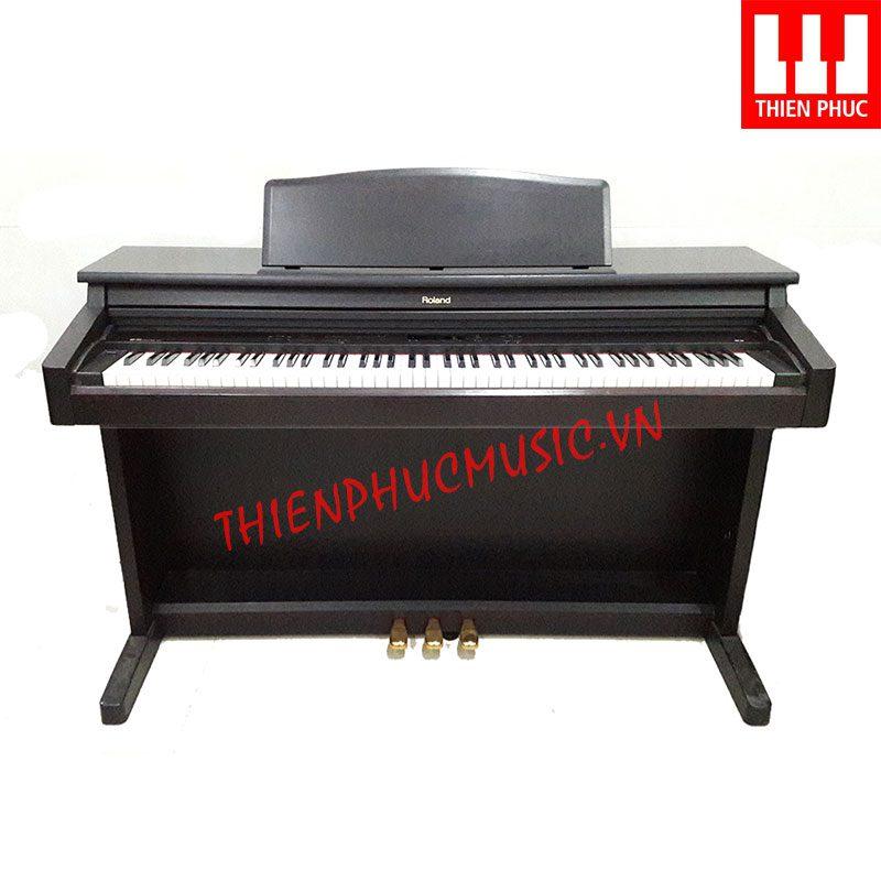 Kinh doanh Dan piano dien gia re Roland HP335 Quan Binh Thanh