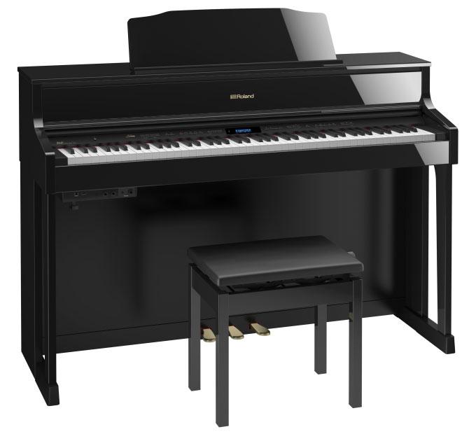 Piano dien Roland và một số ưu điểm nhấn